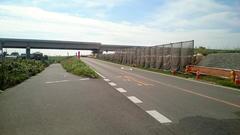 圏央道の橋脚の保護工05