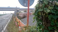 圏央道の橋脚の保護工06